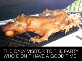 Georgia Smoke Whole Pig Roast