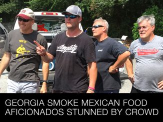 Georgia Smoke Mexican Food Aficionados Stunned By Crowd