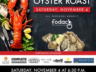 Sixth Annual Oyster Roast
