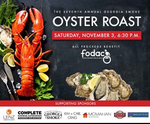 Seventh Annual Oyster Roast