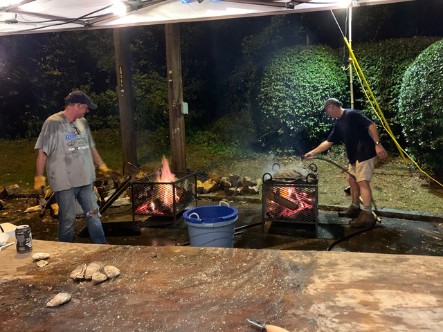 Georgia Smoke Oyster Roast 2019